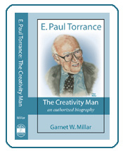 "E. Paul Torrance, ""The Creativity Man"" - Product Image"