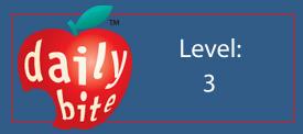 Daily Bite: Level 3 - Product Image