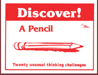 Discover! A Pencil - Product Image